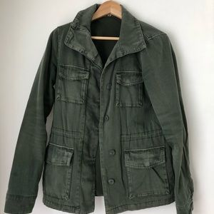 UO Ecote Worn-in Army Jacket